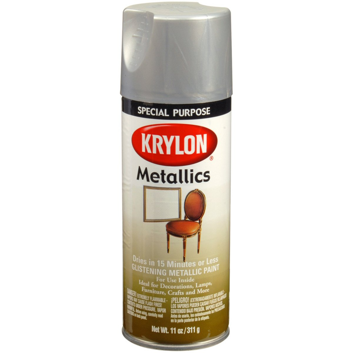details about krylon spray paint new 1403. Black Bedroom Furniture Sets. Home Design Ideas