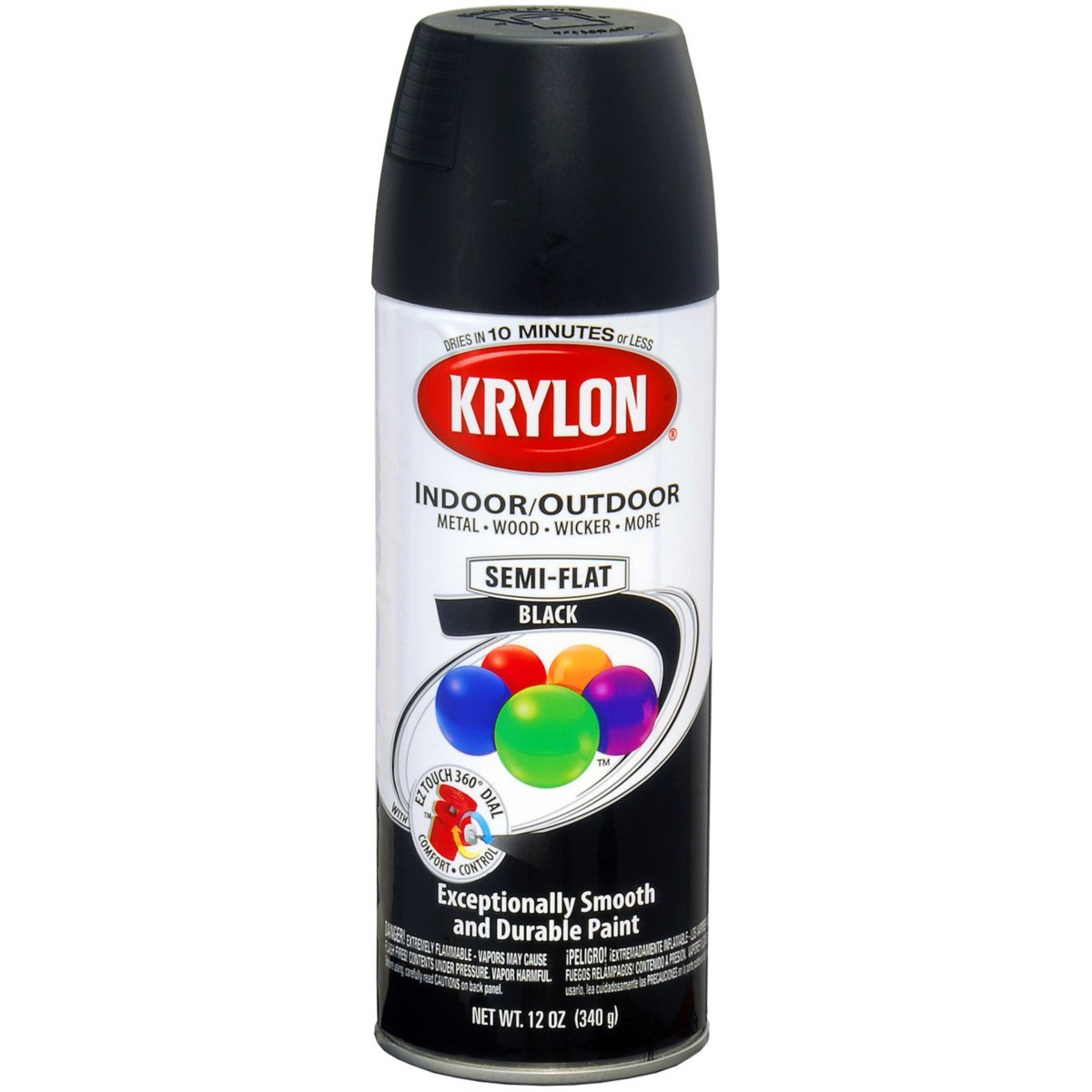 details about krylon spray paint new 53565. Black Bedroom Furniture Sets. Home Design Ideas