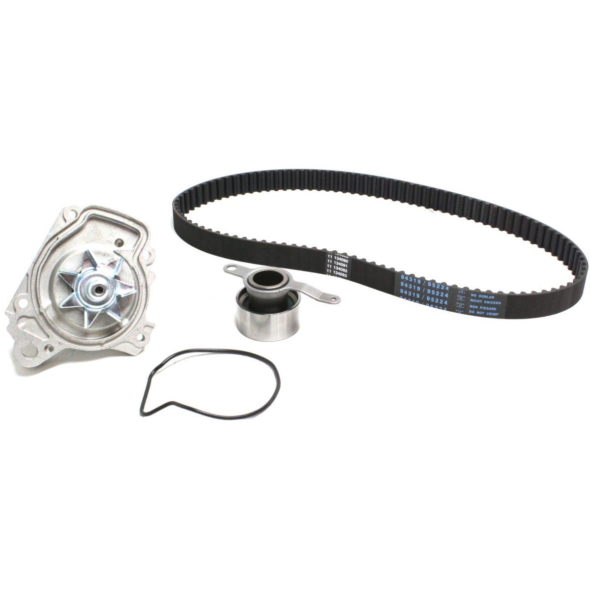 New dayco timing belt kit civic for honda del sol 2000 99 for Honda civic timing belt replacement