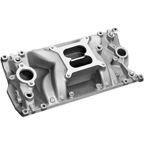 Prof Products CrossWind Vortec Intake Manifold 52028 SBC