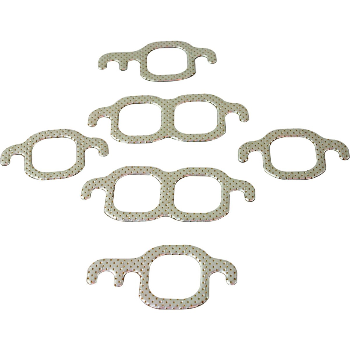 Felpro Exhaust Manifold Gaskets Set of 6 New for Olds SaVana MS9275B