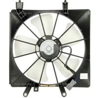 Four Seasons Cooling Radiator Fan Assembly for 2001-2005 Honda Civic 1.7L zh